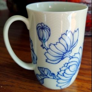 In Glaze Blue Fitz and Floyd mug replacement
